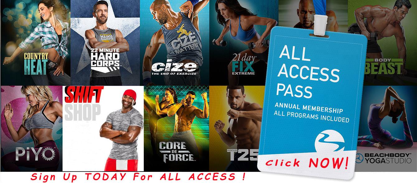 All Access Shift